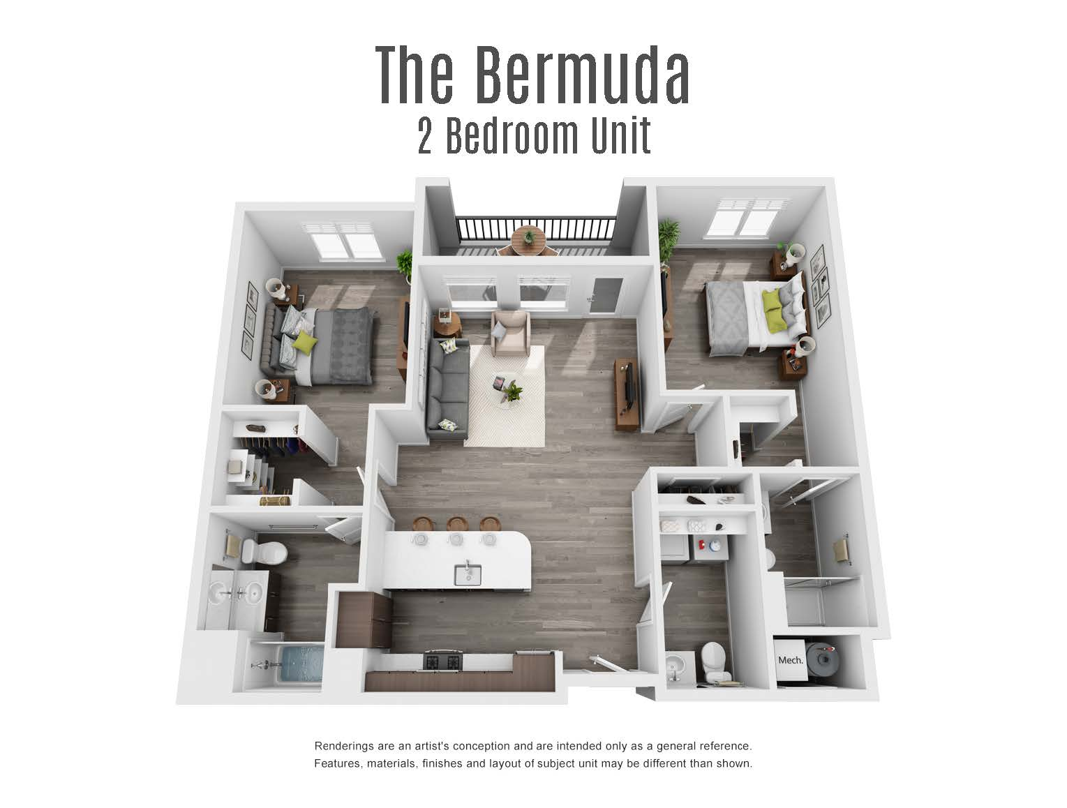 The Bermuda